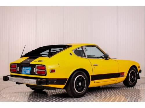 1977 Datsun 280Z ZAP Edition For Sale (picture 2 of 6)