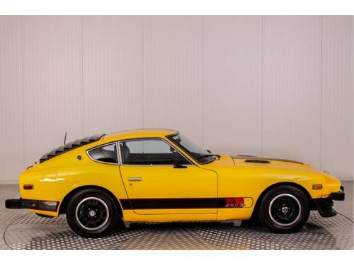 1977 Datsun 280Z ZAP Edition For Sale (picture 3 of 6)