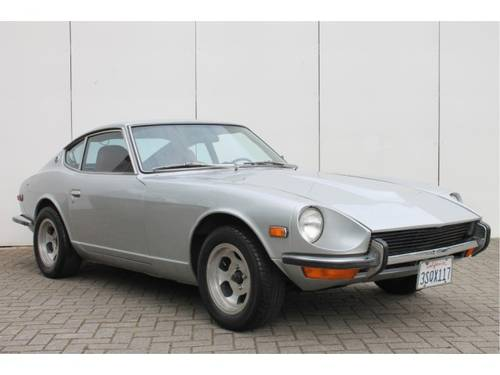 1972 Datsun 240Z For Sale (picture 5 of 6)