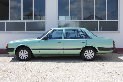 1981 Nissan Datsun Laurel - very original - only 39.800 kms - LHD SOLD (picture 2 of 6)