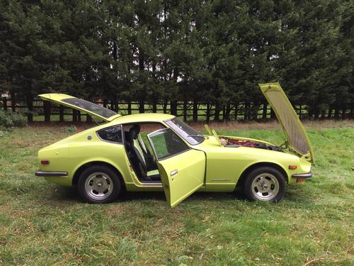 1972 Datsun 240Z For Sale (picture 6 of 6)