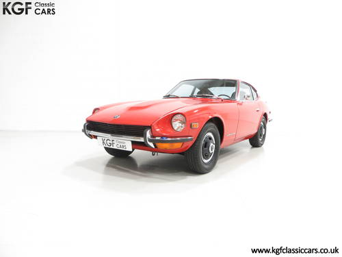 1971 A Dazzling Datsun 240Z With An Incredible 56,622 Miles SOLD (picture 2 of 6)