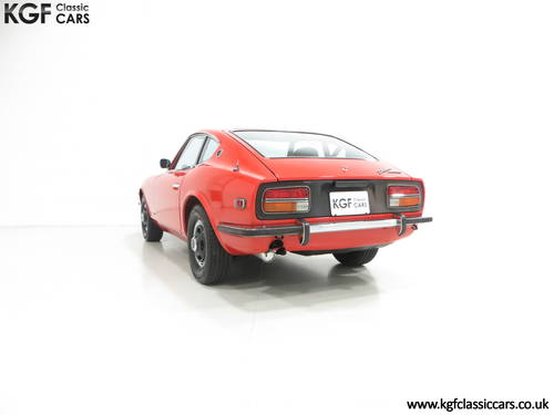 1971 A Dazzling Datsun 240Z With An Incredible 56,622 Miles SOLD (picture 4 of 6)