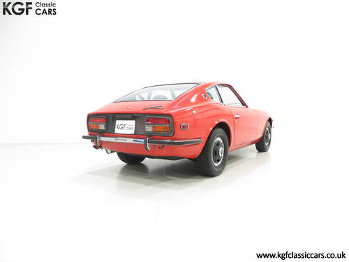 1971 A Dazzling Datsun 240Z With An Incredible 56,622 Miles SOLD (picture 5 of 6)