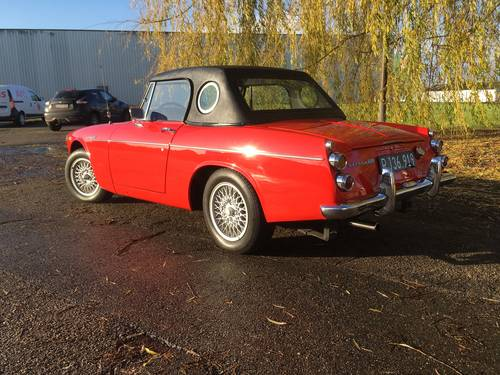 1966 Datsun 1600 Fairlady Roadster For Sale (picture 2 of 6)