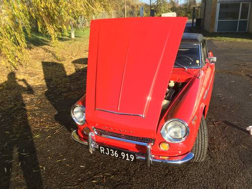 1966 Datsun 1600 Fairlady Roadster For Sale (picture 6 of 6)