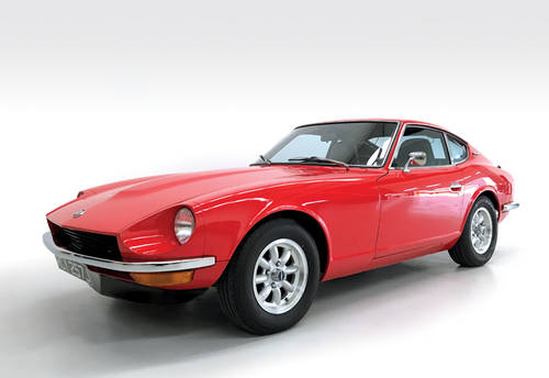 1971 Datsun 240Z SOLD (picture 1 of 6)