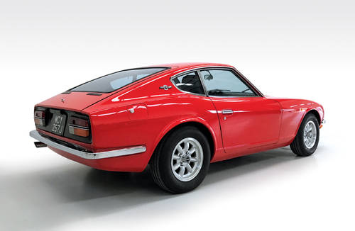 1971 Datsun 240Z SOLD (picture 2 of 6)