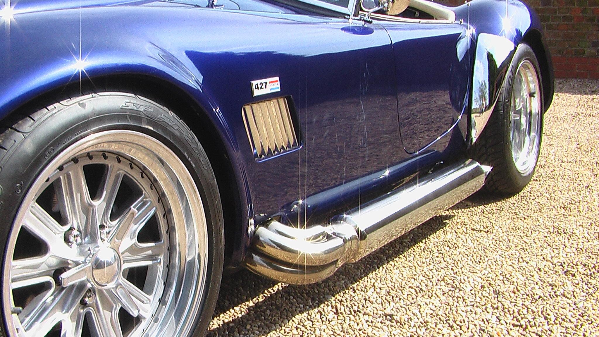 1998 6.5L CHEVY V8, DAX TOJEIRO COBRA For Sale (picture 3 of 6)