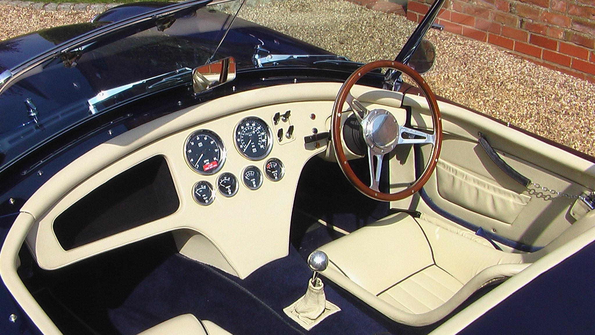 1998 6.5L CHEVY V8, DAX TOJEIRO COBRA For Sale (picture 4 of 6)