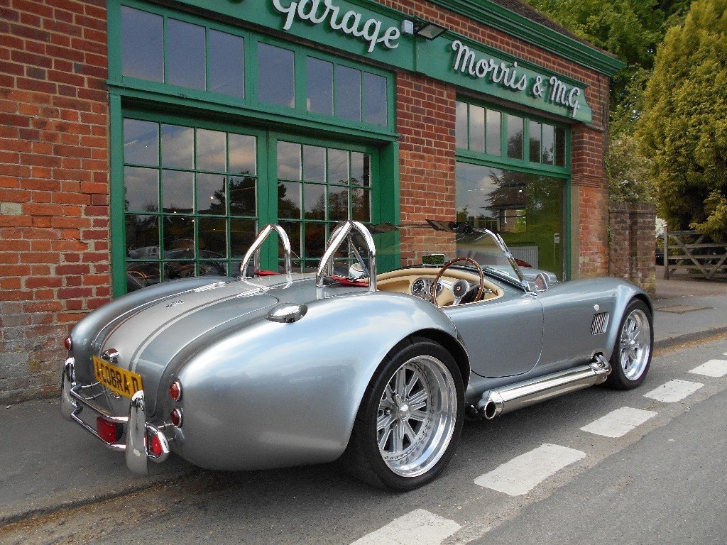 2008 AC COBRA DAX 6.3  For Sale (picture 3 of 4)
