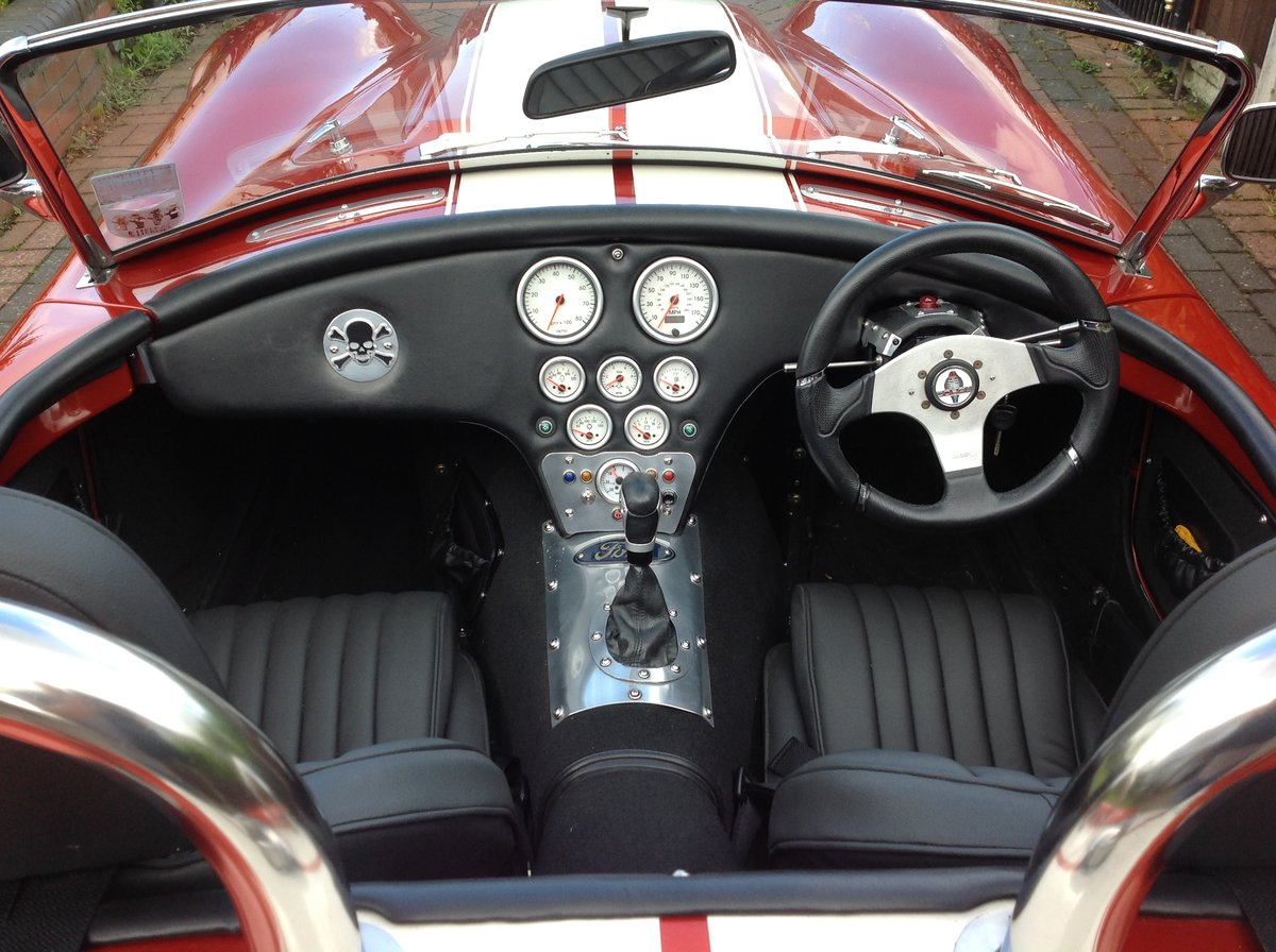 2011 AC COBRA  Dax tojeiro 427 9liter  For Sale (picture 3 of 6)