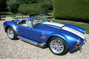 1977 Dax AC Cobra Supertube. Very High Spec. Stunning Car For Sale