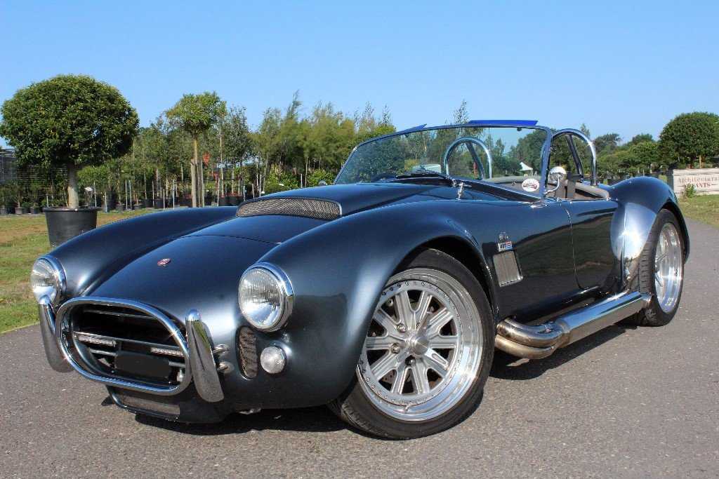 2007 AC Cobra Dax Tojeiro 6.3 with hard top For Sale (picture 2 of 10)