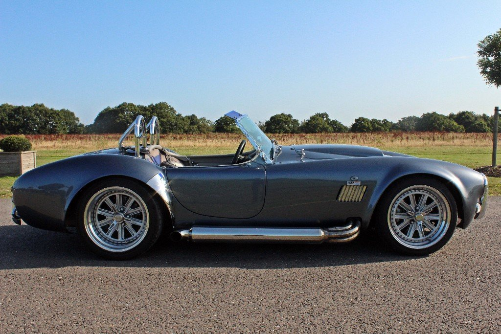 2007 AC Cobra Dax Tojeiro 6.3 with hard top For Sale (picture 4 of 10)