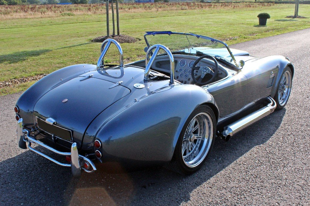 2007 AC Cobra Dax Tojeiro 6.3 with hard top For Sale (picture 5 of 10)