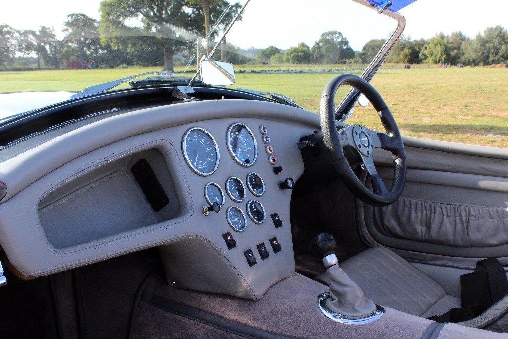2007 AC Cobra Dax Tojeiro 6.3 with hard top For Sale (picture 7 of 10)