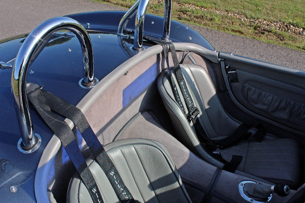 2007 AC Cobra Dax Tojeiro 6.3 with hard top For Sale (picture 8 of 10)