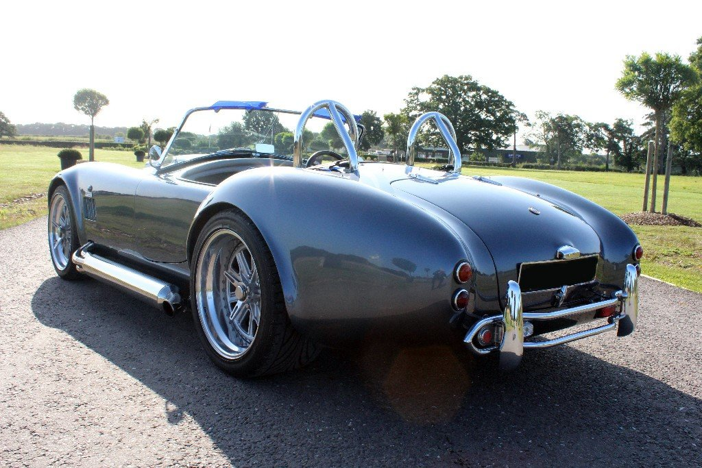 2007 AC Cobra Dax Tojeiro 6.3 with hard top For Sale (picture 9 of 10)
