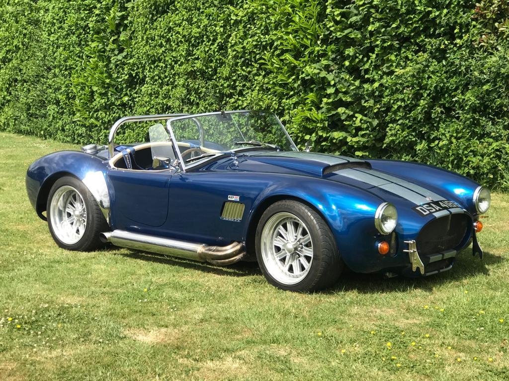 2002 DAX 427 AC Cobra 480BHP For Sale (picture 3 of 6)