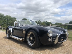 1977 DAX TOJEIRO 427 AC COBRA RECREATION