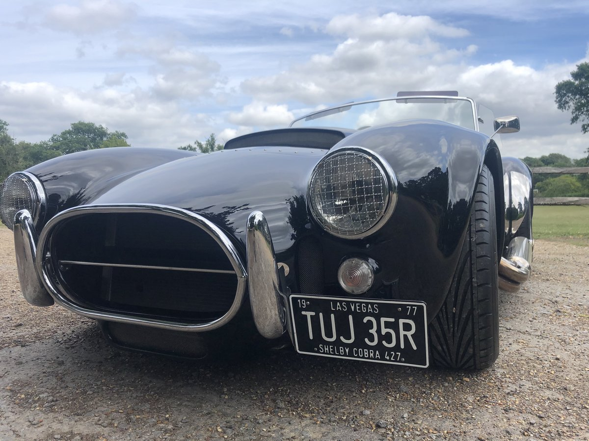 1977 DAX TOJEIRO 427 AC COBRA RECREATION For Sale (picture 2 of 6)