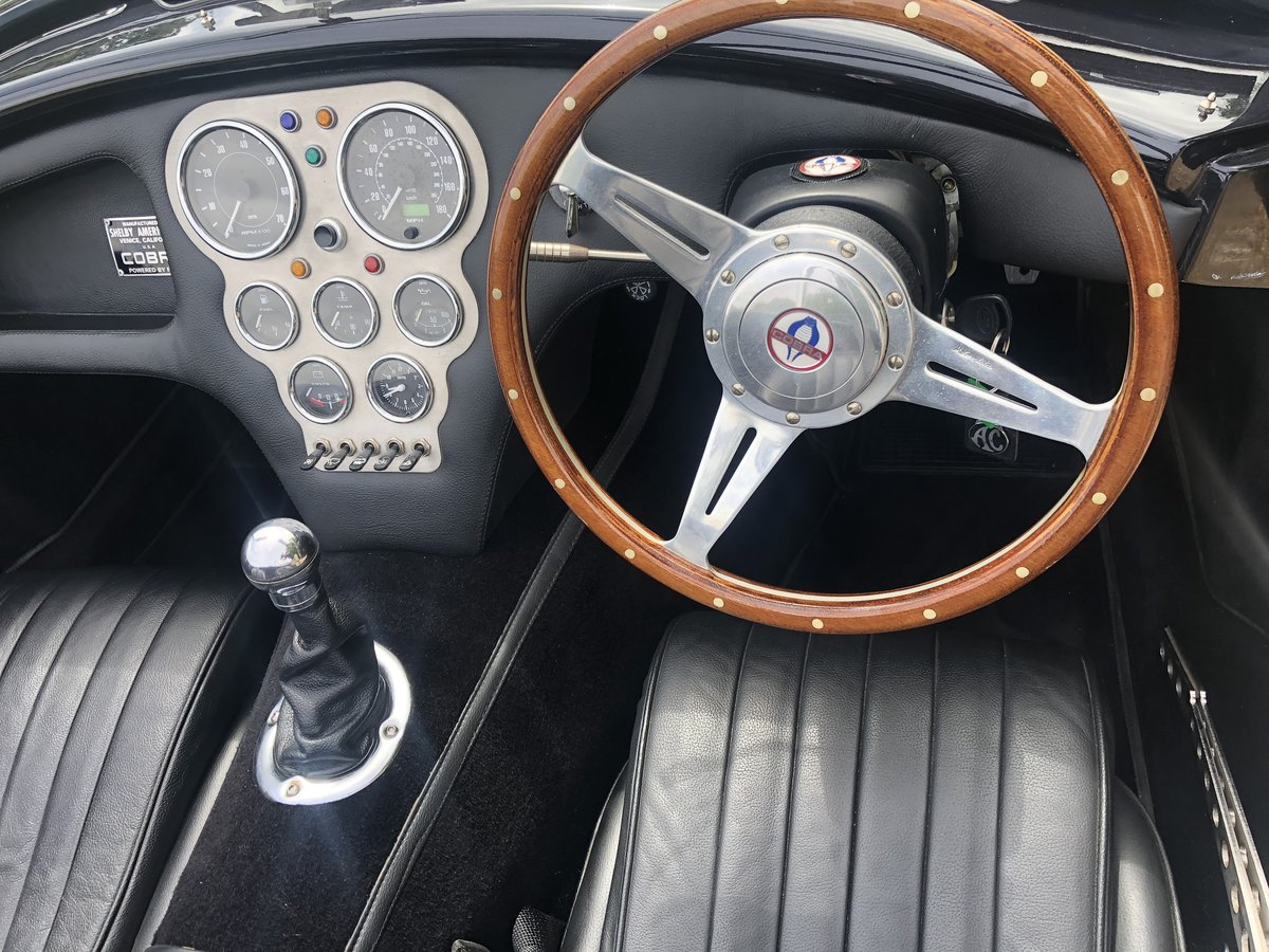 1977 DAX TOJEIRO 427 AC COBRA RECREATION For Sale (picture 5 of 6)