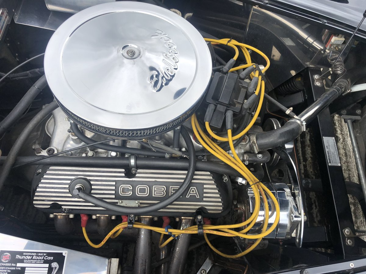 1977 DAX TOJEIRO 427 AC COBRA RECREATION For Sale (picture 6 of 6)