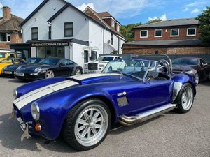 Picture of DAX TOJEIRO AC COBRA 6.3 V8 CHEVY ROADSTER - 2004/54 SOLD