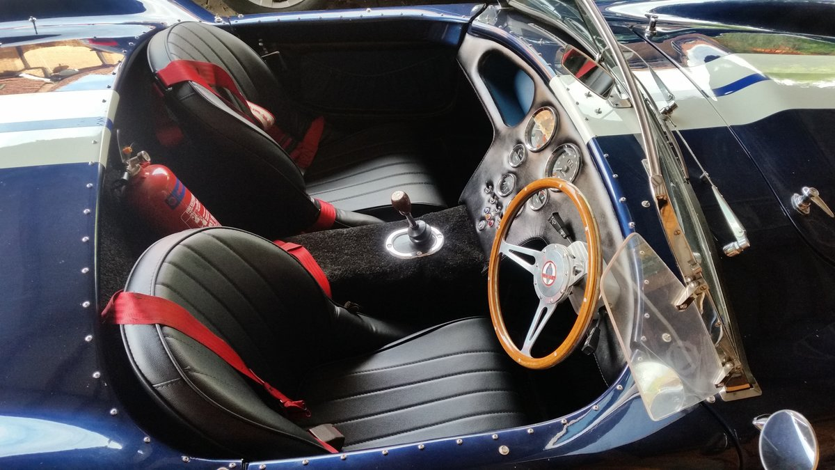 1974 AC Cobra 427 Replica - Dax Tojeiro For Sale (picture 4 of 10)