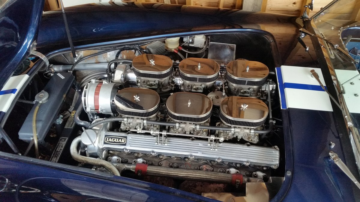 1974 AC Cobra 427 Replica - Dax Tojeiro For Sale (picture 5 of 10)