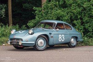 1956 DB HBR5, veteran car 1957 Mille Miglia