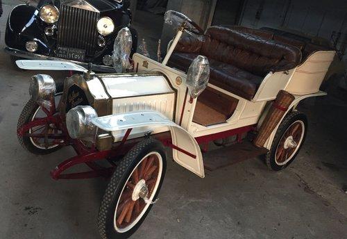DE DION BOUTON 1908 EXCELLENT For Sale (picture 1 of 6)
