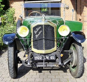 de dion bouton id model 1922 PreWarCar For Sale