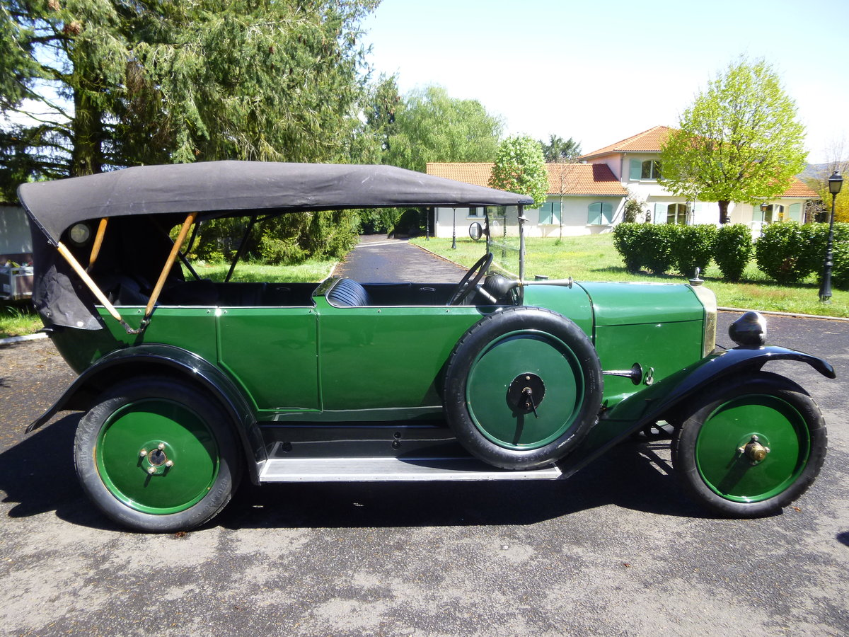 de dion bouton id model 1922 PreWarCar For Sale (picture 6 of 6)