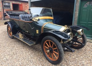 1912 A fine Edwardian car ideal for rallies and regular driving  For Sale