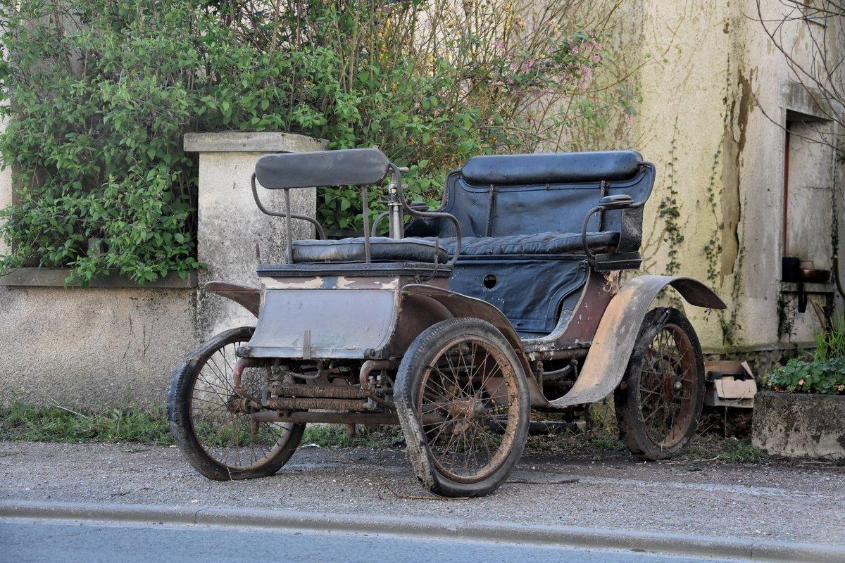 1900 De Dion Bouton Vis-à-vis Type E - No reserve For Sale by Auction (picture 1 of 6)