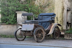 1900 De Dion Bouton Vis-à-vis Type E - No reserve
