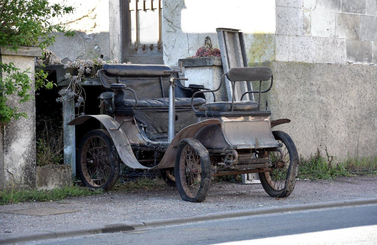 1900 De Dion Bouton Vis-à-vis Type E - No reserve For Sale by Auction (picture 2 of 6)