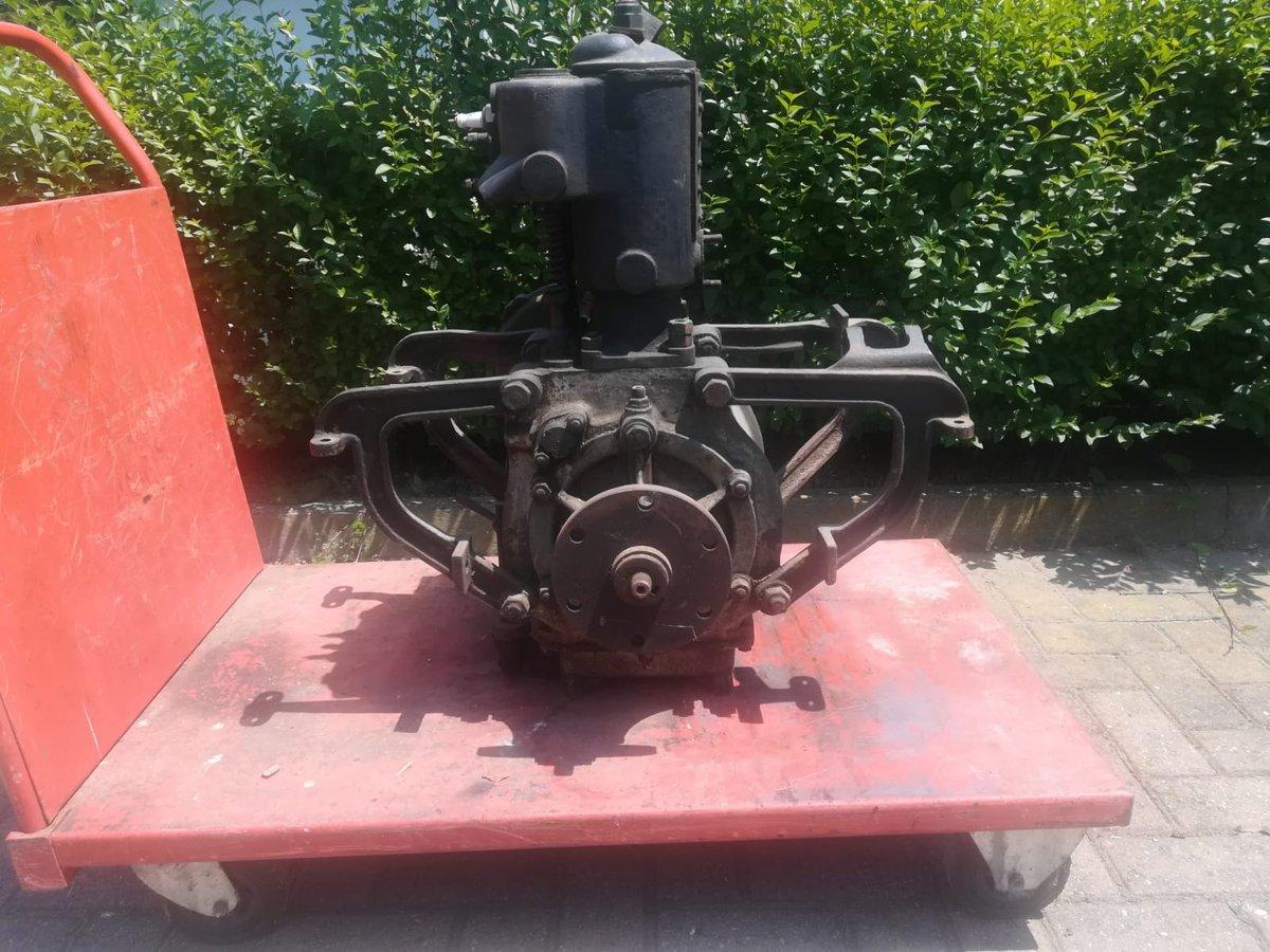Engine De Dion Bouton 1200cc Vetturette type W - 1908 For Sale (picture 2 of 6)