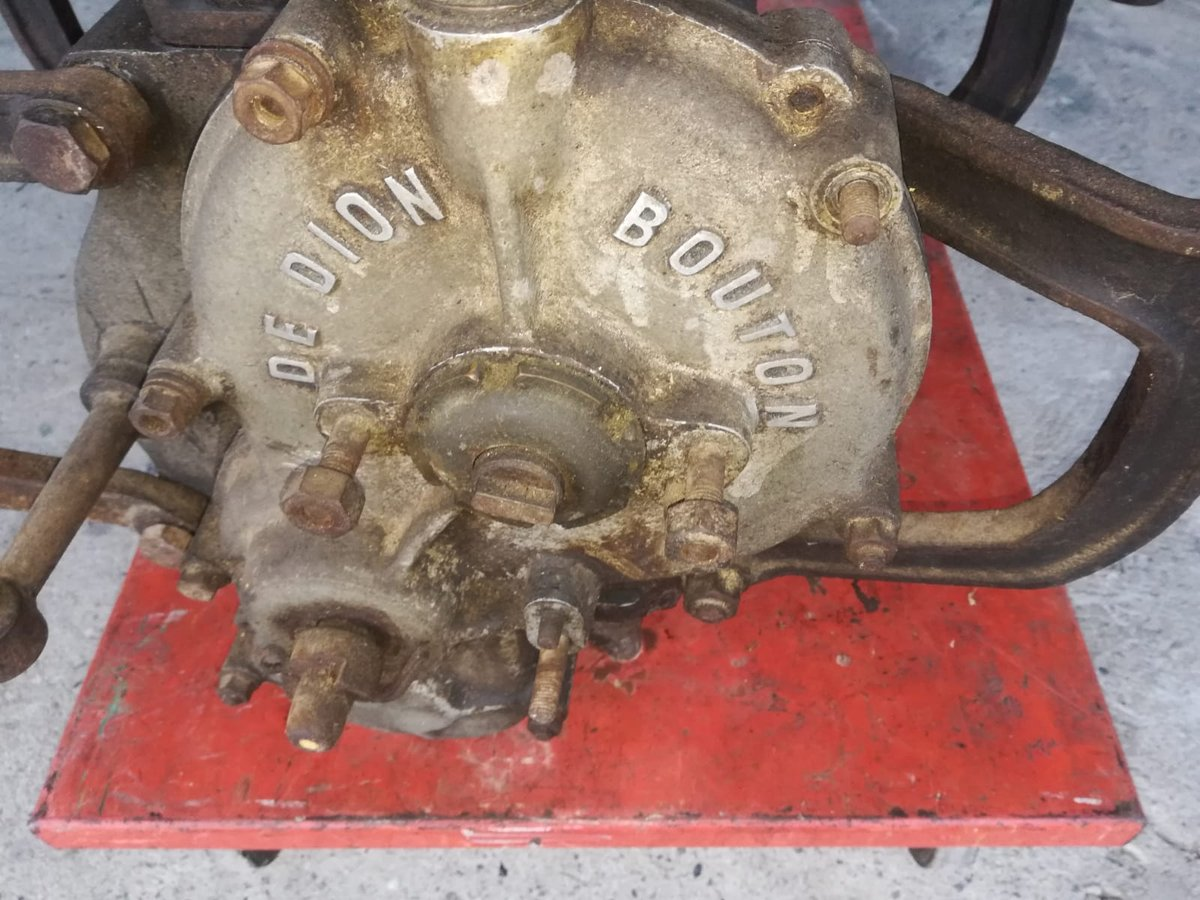 Engine De Dion Bouton 1200cc Vetturette type W - 1908 For Sale (picture 5 of 6)