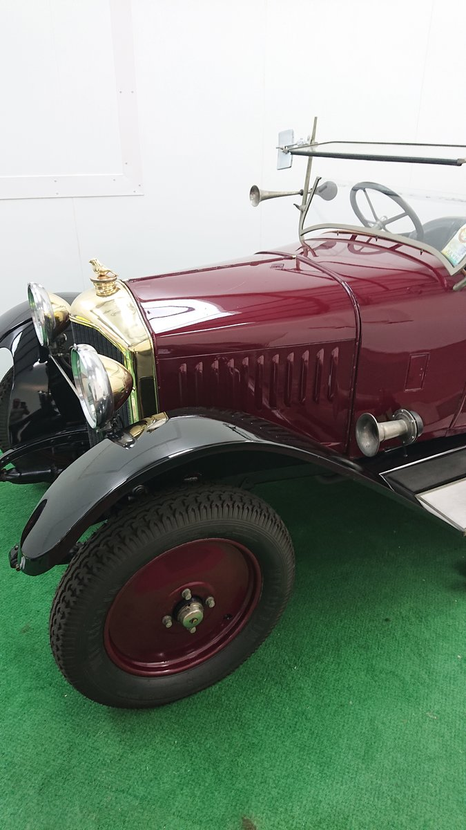 1925 De Dion Bouton IW Torpedo bodied tourer Vintage For Sale (picture 2 of 6)