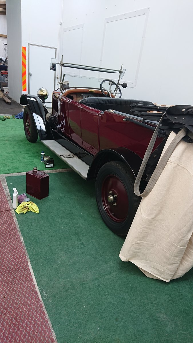 1925 De Dion Bouton IW Torpedo bodied tourer Vintage For Sale (picture 3 of 6)