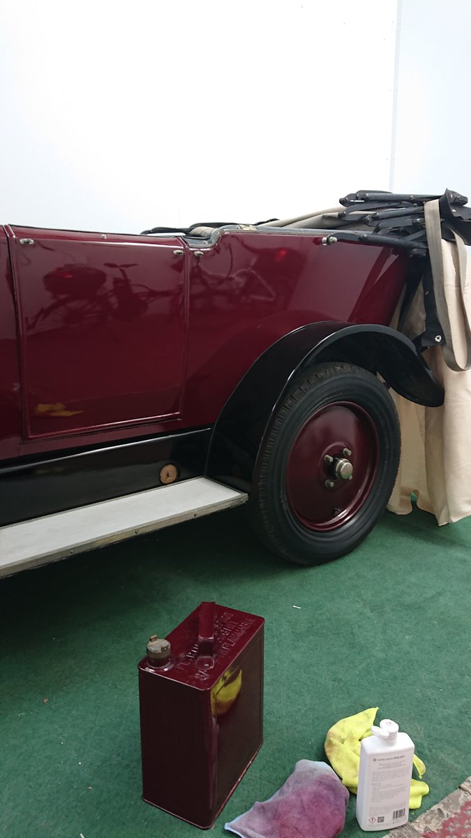 1925 De Dion Bouton IW Torpedo bodied tourer Vintage For Sale (picture 4 of 6)