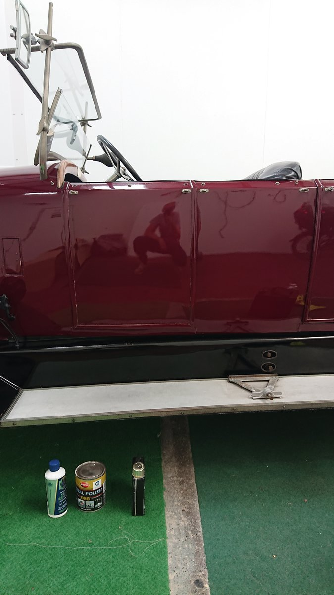 1925 De Dion Bouton IW Torpedo bodied tourer Vintage For Sale (picture 6 of 6)