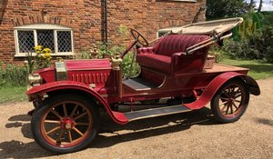 1912 De Dion Bouton for sale by Auction 19th September