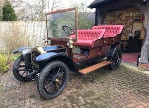 1909 De Dion Bouton BQ Fo Sale by Auction 19th September