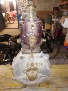 Picture of 1900 De Dion Bouton 1 cylinder Water Cooled Engine 3.5hp For Sale