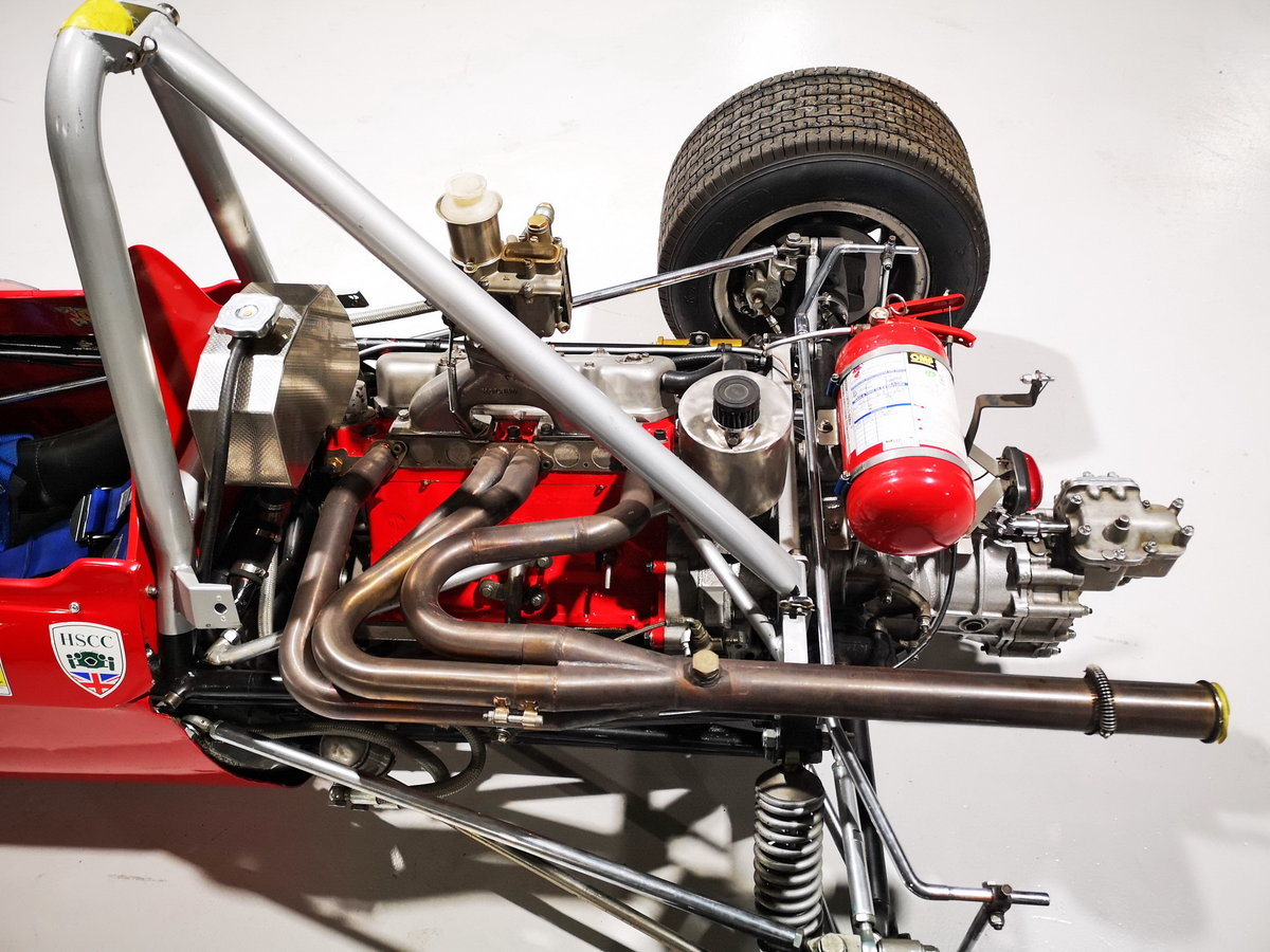 1968 DE SANCTIS FORMULA 3 chassis n. 001 euro 69800 For Sale (picture 4 of 6)