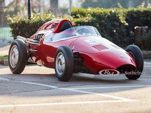 Picture of 1958 De Sanctis Formula Junior  For Sale by Auction